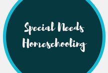 Homeschooling Children with Special Needs