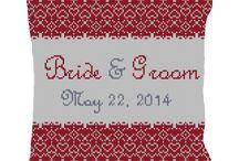 Needlepoint for Weddings
