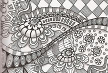 zentangle / by lia schouten