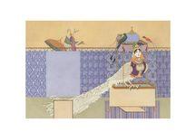 ilustradores_Olga Dugina y Andrej Dugin / obras de los ilustradores rusos Olga Dugina y Andrej Dugin