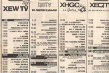México 90s y 80s.