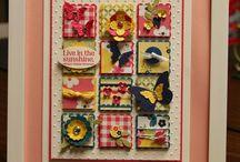 Fun Frames & Samplers / by Kathy Wheeler