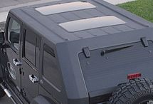 JEEP sunroof