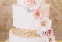 French classy vintage wedding / Chic classy romantic