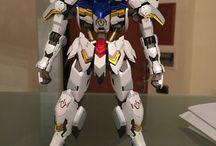Gundam Barbatos Hi-Res / Gundam Barbatos Hi-Res 1/100
