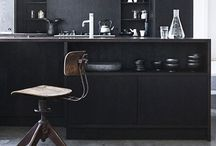 Noir. / Black is always the new black.  / by Josefin Hååg