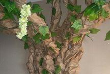 Δέντρα - Λουλούδια