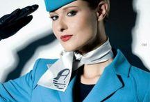 Flight Attendant / by Kayla Griffin