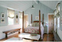 Barn conv bedrooms
