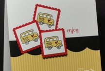 School Cards and layouts