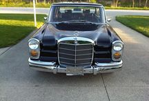 Mercedes 600 SWB Limousine / This black beauty is now available for sale. Every facet of the body, interior trim and all mechanical components have been restored. Dan Caron of Benz Barn has passed his fine tooth comb over this classic. 2013 was the 50th anniversary of the birth of the model.