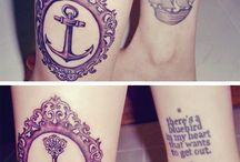 Tattoos / by Claire Holt