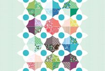 Inspire Me - Meadow Quilt by Lizzy House