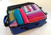 Organized Travel / Cool ways to make travel as smooth as possible