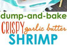 Recipes Seafood/Fish