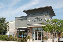 Shreveport Shopping / Stores and Restaurants at Shoppes at Bellemead