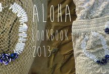 ALOHA* summer 2013 / The collection portrays the vibrant colours and spirit of summer, from surfing to boating and beach lounging. This is reflected in the overall look of the collection