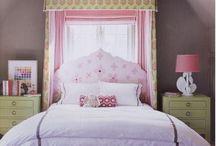 For a little girl's bedroom