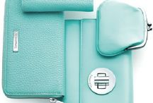 Blue / Tiffany's & Co. items and inspirations and color