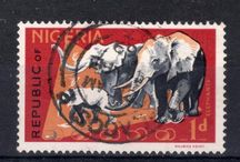 Nigerian Stamps