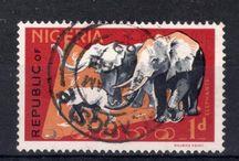 Nigerian Stamps