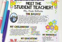 Pre Service Teaching