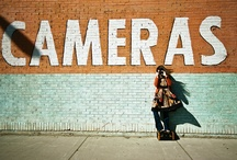 Cool Camera stuff / by Christy Staton