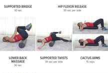 Ćwiczenia na kręgosłup i biodra