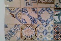 Azulejos y suelos