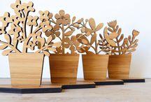 Holz basteln
