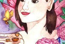 Fairy Art by Fairychamber / Fairy art and illustrations by Niina Niskanen