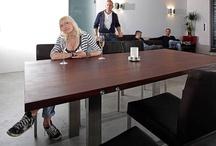 Essplätze und Massivholztische / Die schönsten Tische, Essplätze und Bänke aus dem Massivholz der Frankenalb von den Möbelmachern aus Unterkrumbach im Nürnberger Land