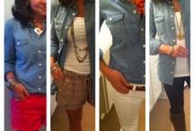 Clothes!!! / by Kirstyn Donason