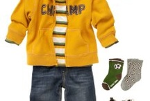 CLOTHES FOR JOEY / by Susana Galaviz