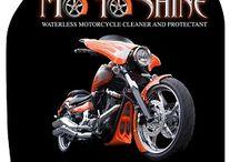 Elite Moto Shine  / Elite Moto Shine Waterless Motorcycle Cleaner and Protectant