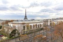 PARIS à vendre appartement avec belle vue au TROCADERO by realestate.paris