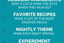 Meal planning / by Christine Cookson