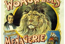 Bostock and Wombwell's Menagerie