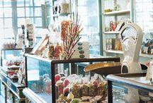 Confetti Lab - Shop interior/window