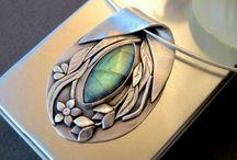 Metal Clay Inspiration / by Alaina Burnett