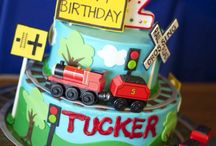 Train Birthday