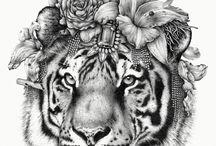 Passion tigre / Passion tigre