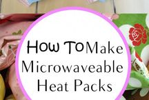 Microwave heat packs