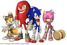 Sonic Boom персонажи