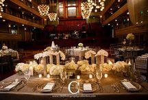 Schermerhorn Symphony Center / Weddings at the Schermerhorn Symphony Center in Nashville, TN.