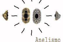 Anelismo / Anéis da moda!!!