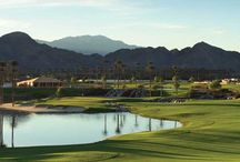 La Quinta Golf / La Quinta is one of the nation's leading #golf destinations, having 28 golf courses within the city limits. The Arnold Palmer Classic Course at SilverRock Resort is just one of a number of public golf courses in La Quinta offering 18 holes of golf in a spectacular setting surrounded by breathtaking views of the majestic Santa Rosa Mountains.