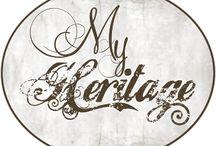 My Heritage -------- >