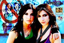 The Veronicas / by eric frank