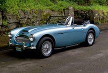 English Sports Cars